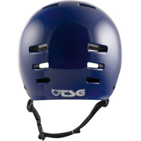 TSG Evolution Solid Color Casco, gloss evo blue